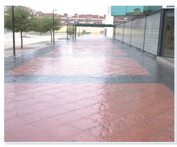 On dise o productos terrazo de bigmat - Baldosa terrazo exterior ...
