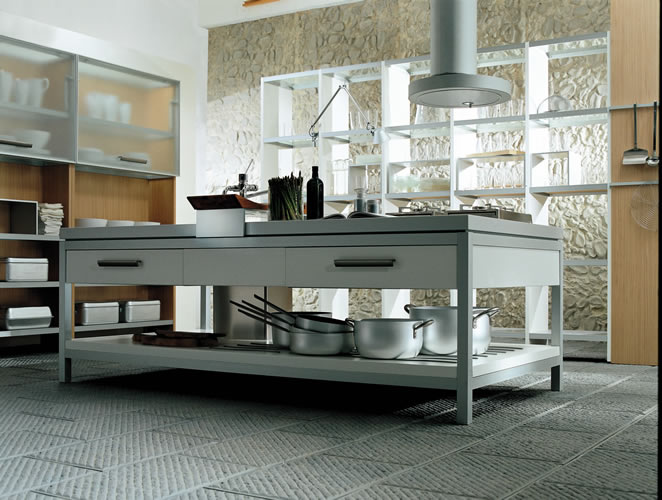 On Diseño - Products: Living by Toncelli Cucine