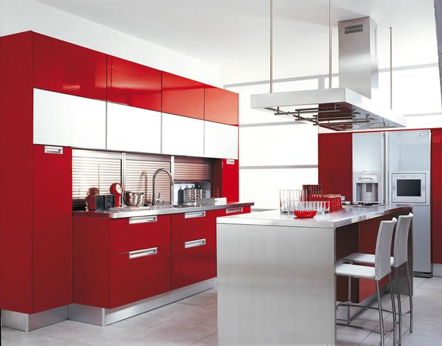 On dise o productos lagune rosso de schmidt cocinas for Cocinas schmidt vitoria