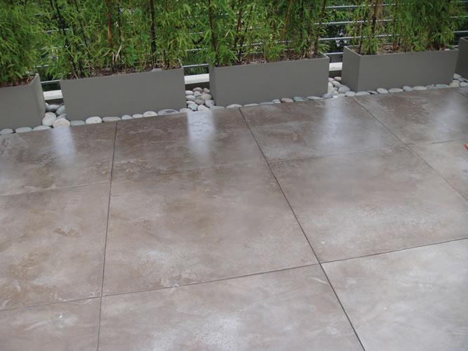 On dise o productos betrox de edfan europa for Cemento pulido exterior
