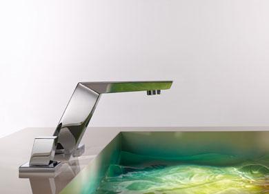 on dise o productos supernova de dornbracht. Black Bedroom Furniture Sets. Home Design Ideas