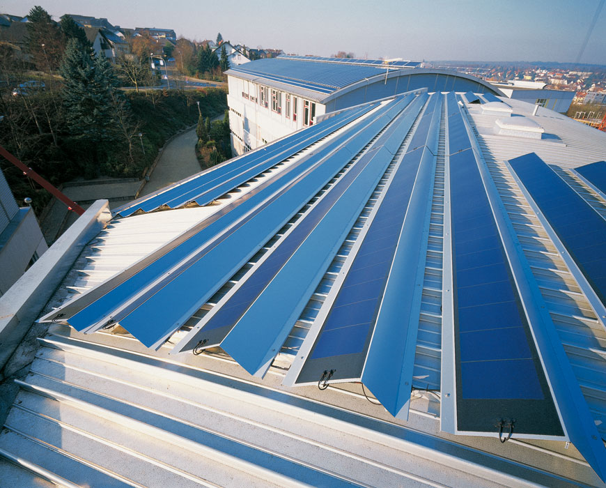 On Dise 241 O Products Solarclad By Kalzip