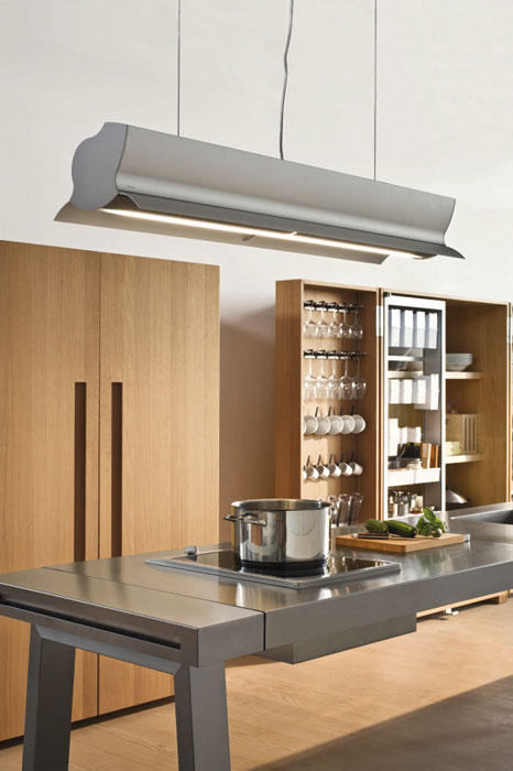 Bulthaup Bodenkirchen on diseño products suspendida by bulthaup