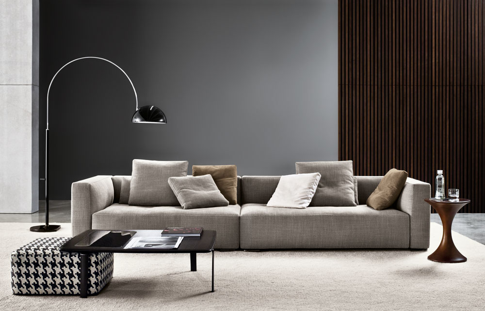 On Dise 241 O Products Donovan By Minotti