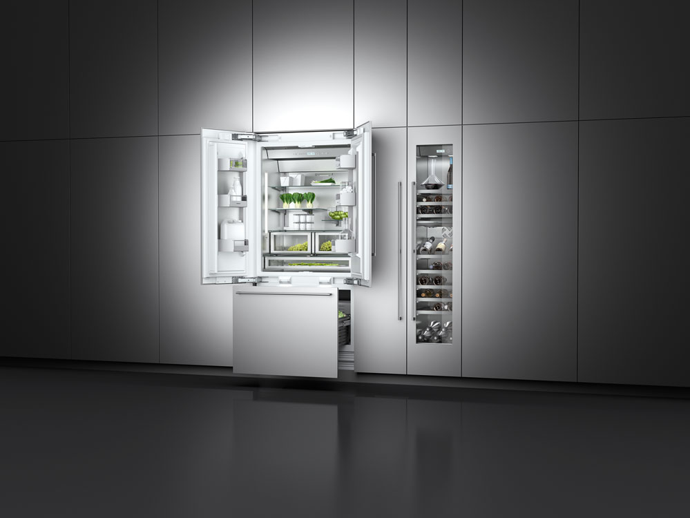 On Diseno Products Vario Cooling Serie 400 By Gaggenau