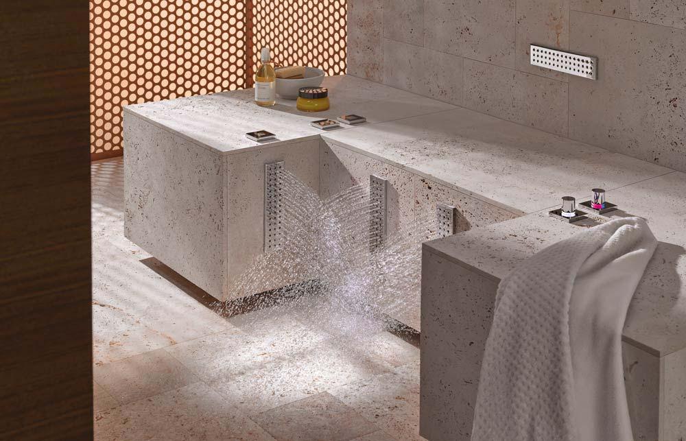 on dise o productos comfort shower de dornbracht. Black Bedroom Furniture Sets. Home Design Ideas