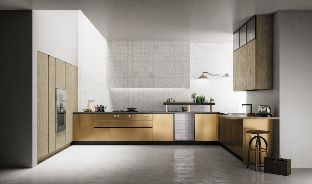 On Diseño - Products: SoHo by Doimo Cucine