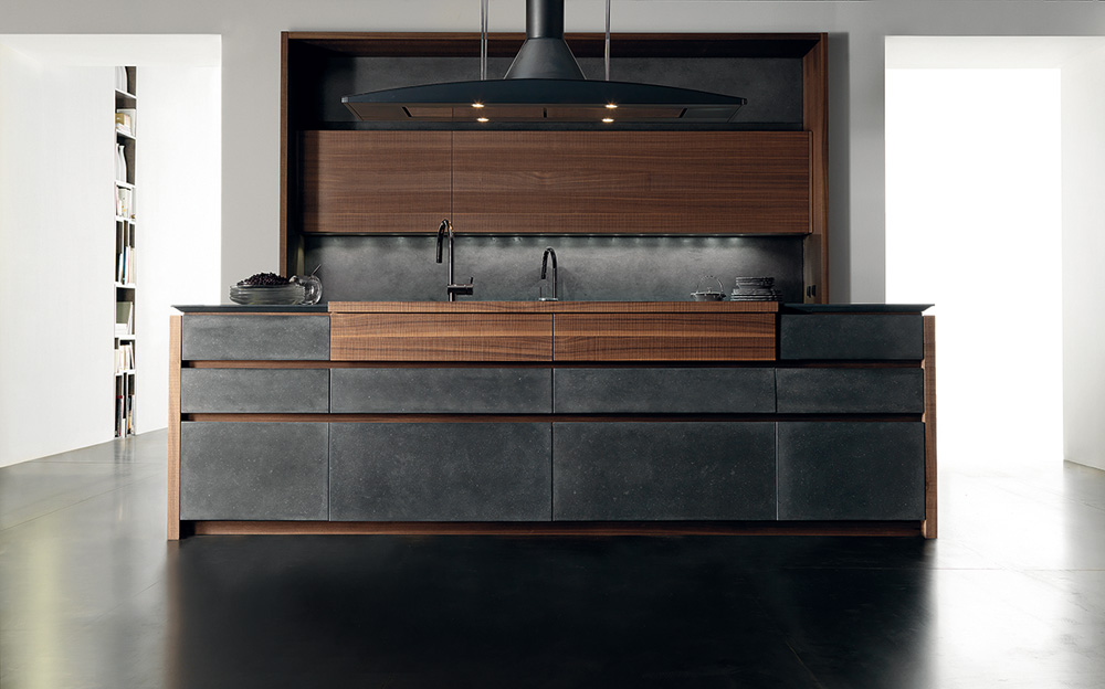 On Diseño - Products: Wind by Toncelli Cucine
