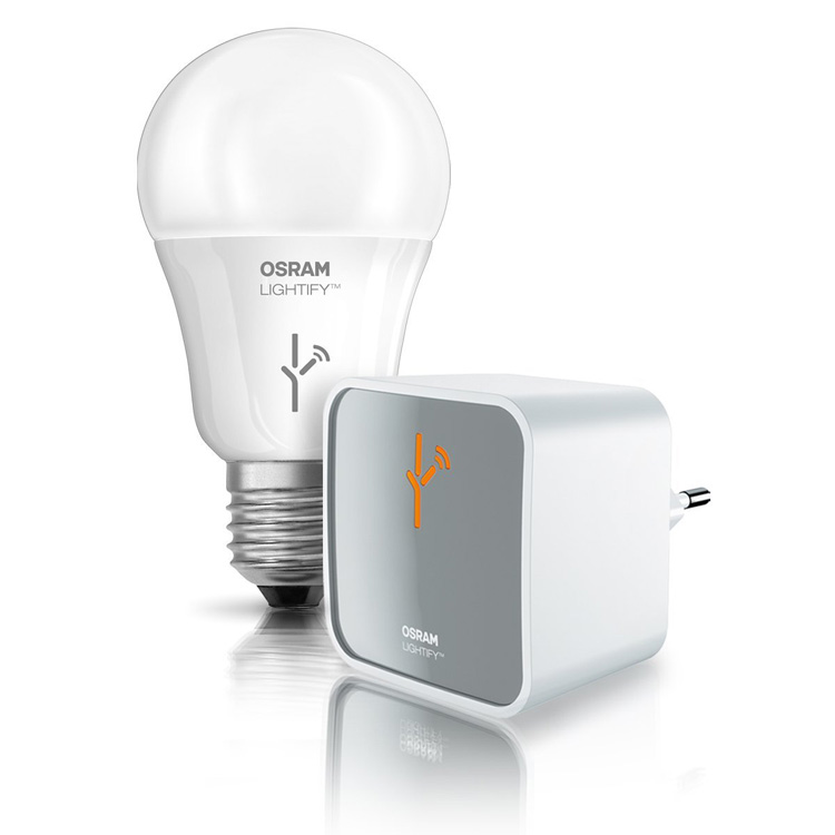 on dise o productos lightify switch plug de osram. Black Bedroom Furniture Sets. Home Design Ideas