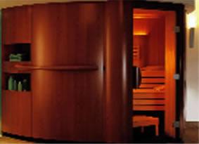 on dise o productos charisma de klafs. Black Bedroom Furniture Sets. Home Design Ideas