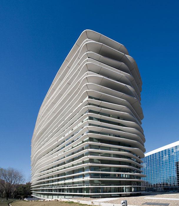 On dise o proyectos rehabilitaci n de edificio de - Arquitectos en espana ...