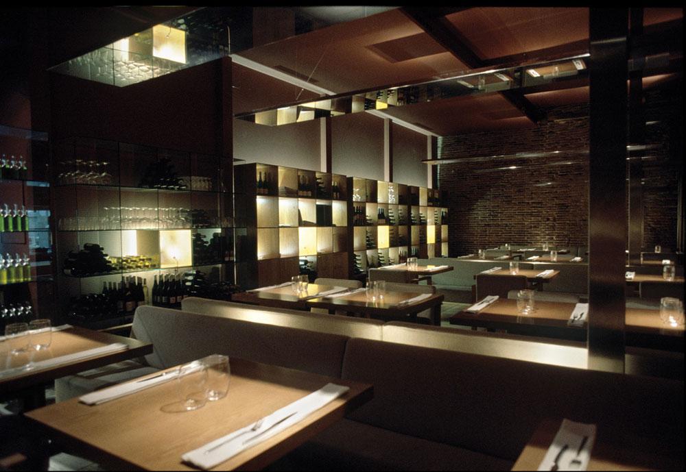 On dise o proyectos restaurante pan de lujo for Fachadas de hoteles de lujo