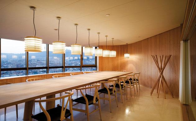 On dise o proyectos reforma de oficinas bancarias en la for Sabadellatlantico oficinas