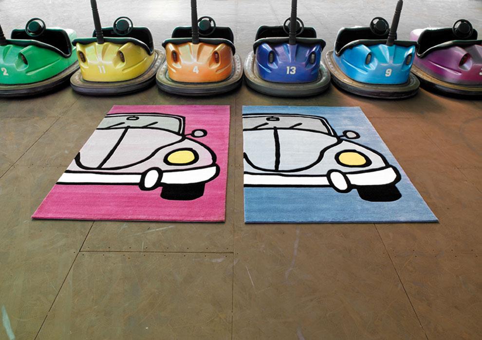 On dise o proyectos colecci n de alfombras - Alfombras juveniles online ...