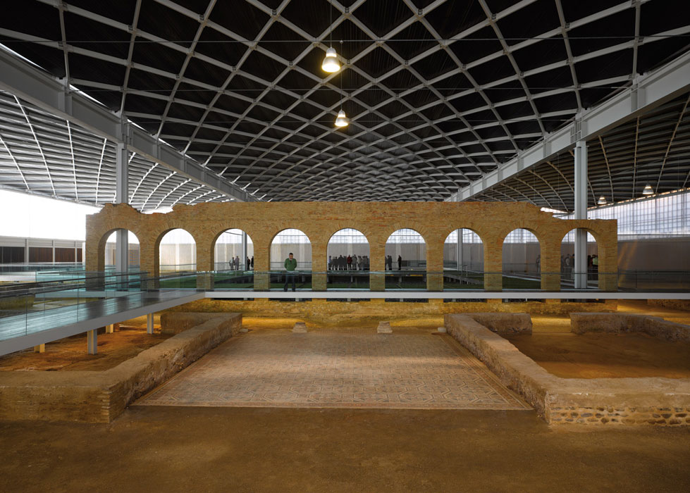 On Diseño - Proyectos: Villa Romana La Olmeda