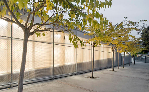 On dise o proyectos gimnasio 704 for Gimnasio 704 h arquitectes