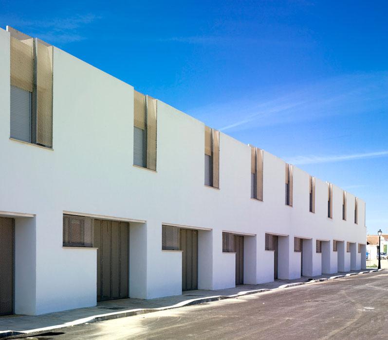 On dise o proyectos viviendas de protecci n oficial for Viviendas de diseno
