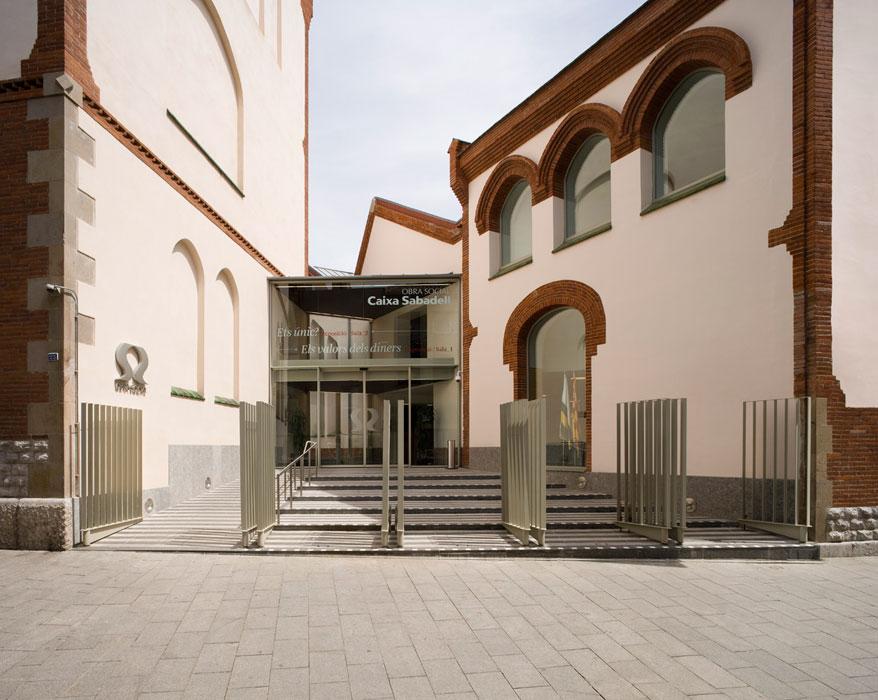 On Diseno Proyectos Edificio De La Obra Social De Caixa Sabadell