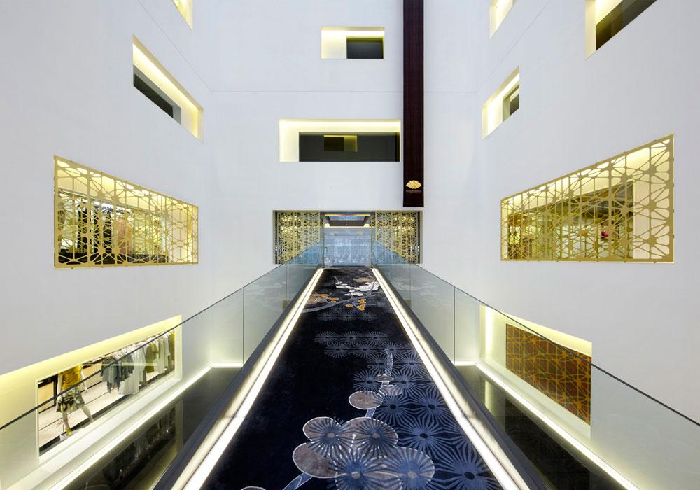 On Dise O Proyectos Mandarin Oriental Barcelona