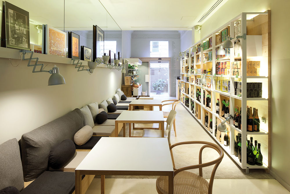 On dise o proyectos restaurante en barcelona - Restaurante ken barcelona ...