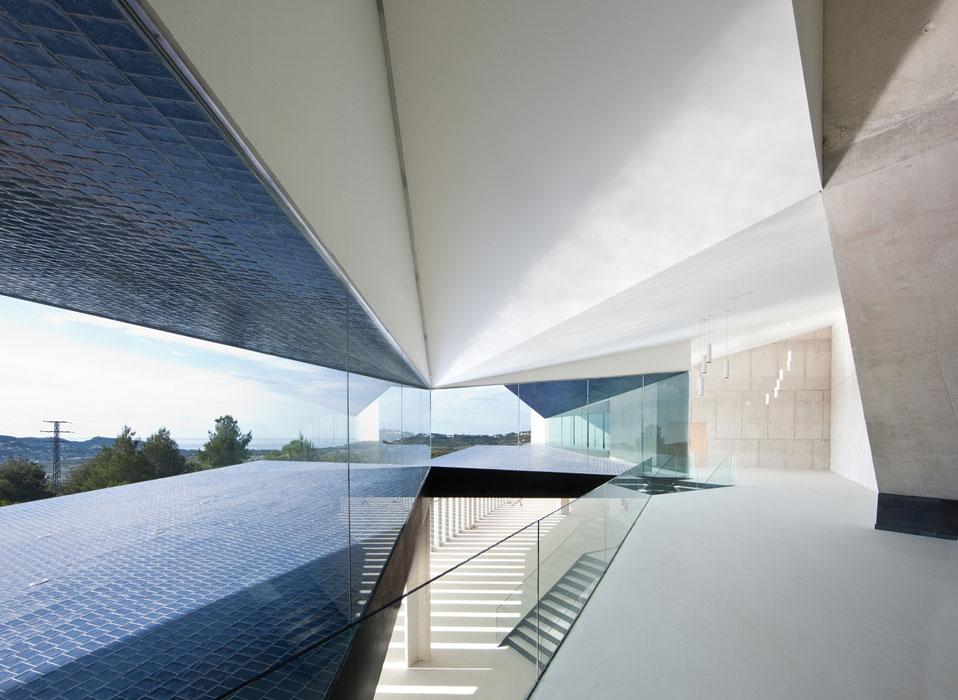 On dise o proyectos auditorio municipal de teulada - Diseno industrial alicante ...