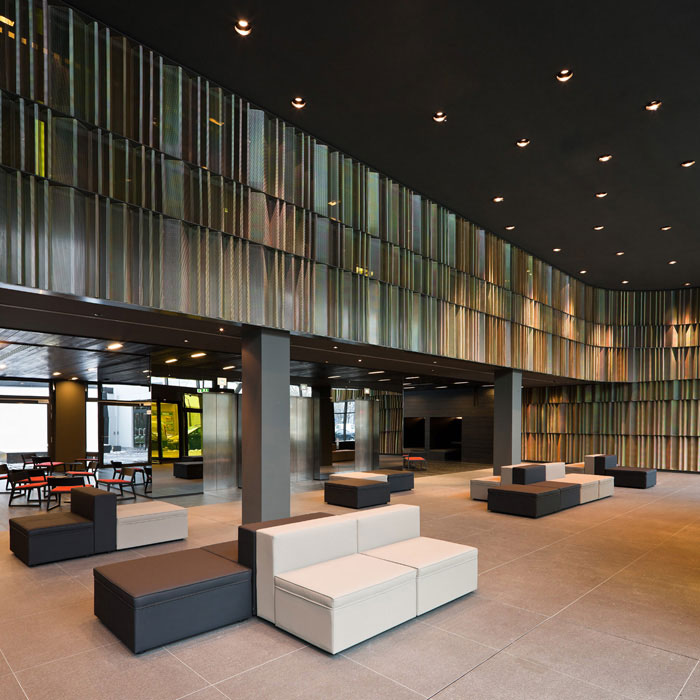 On dise o proyectos hotel sana for Hoteles diseno berlin