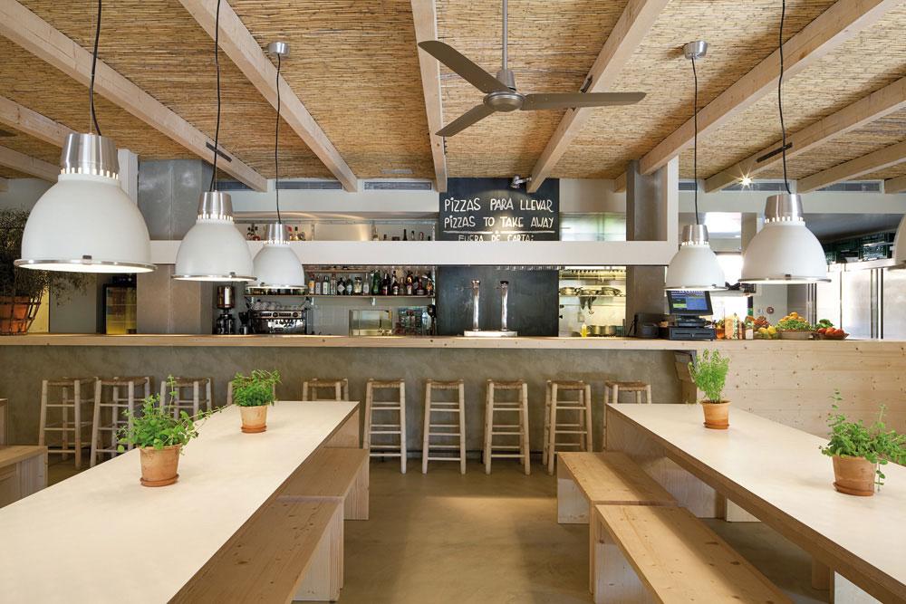 On dise o proyectos restaurante la cantina for Ideas decoracion restaurante
