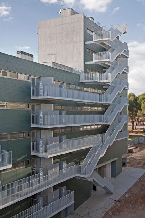On dise o proyectos torresana needles - Arquitectos terrassa ...