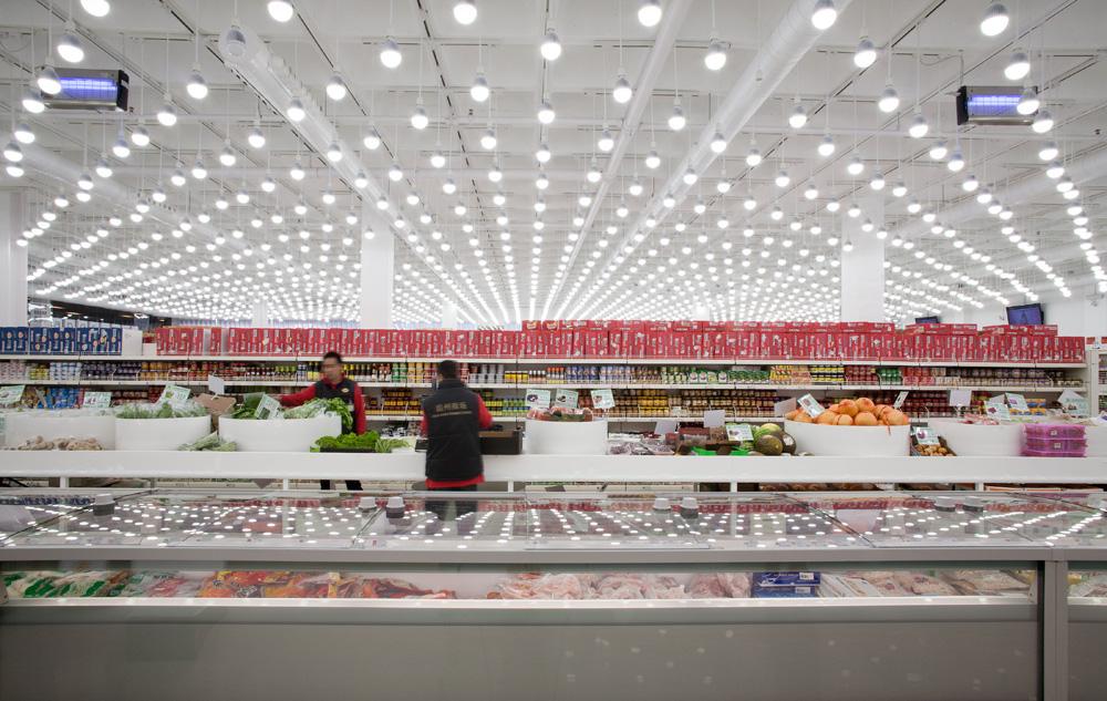 On dise o proyectos supermercado wenzhou en el centro - Supermercados fuenlabrada ...