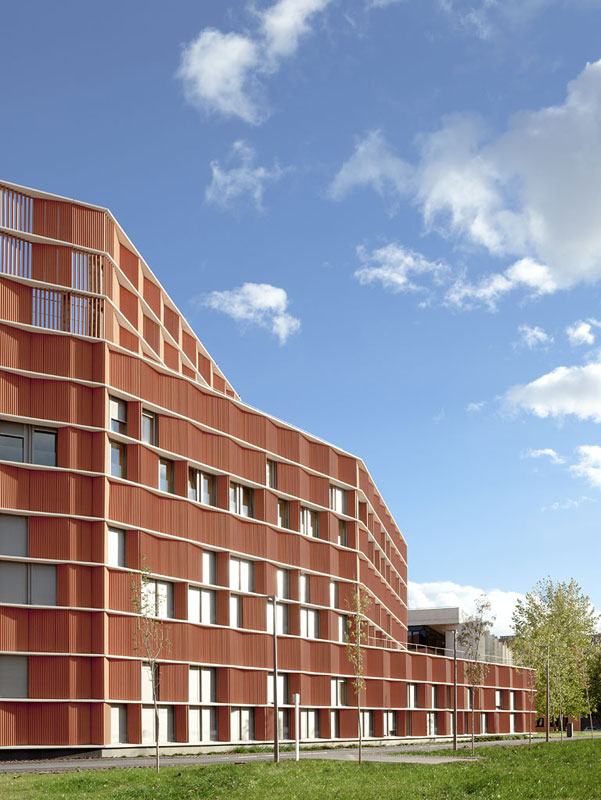 On dise o proyectos edificio carmen mart n gaite en la - Universidad de diseno madrid ...
