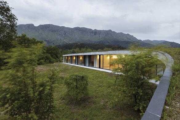 On dise o proyectos hotel rural caeaclaveles y vivienda for Hotel rural diseno