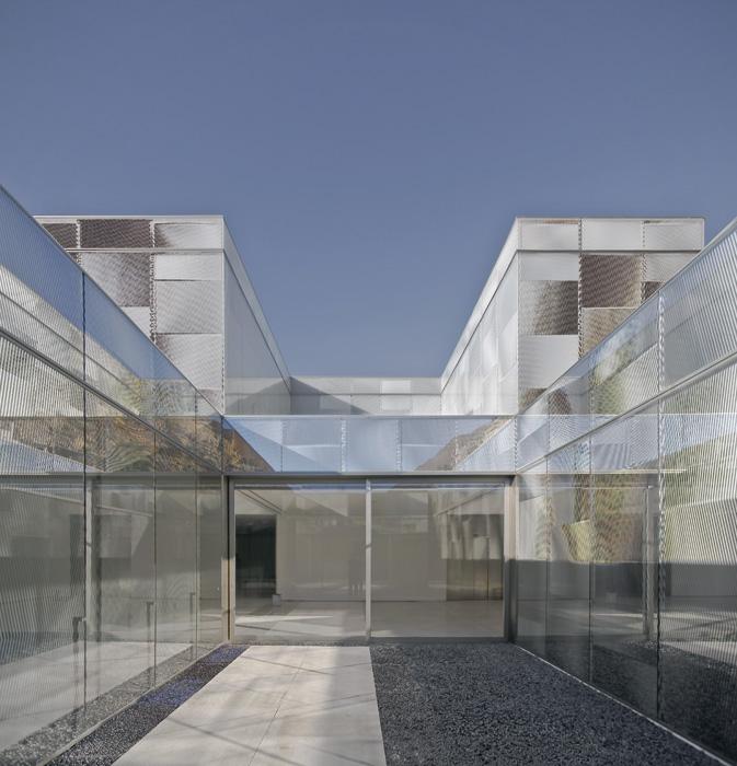 On dise o proyectos museo de arte contempor neo de - Diseno industrial alicante ...