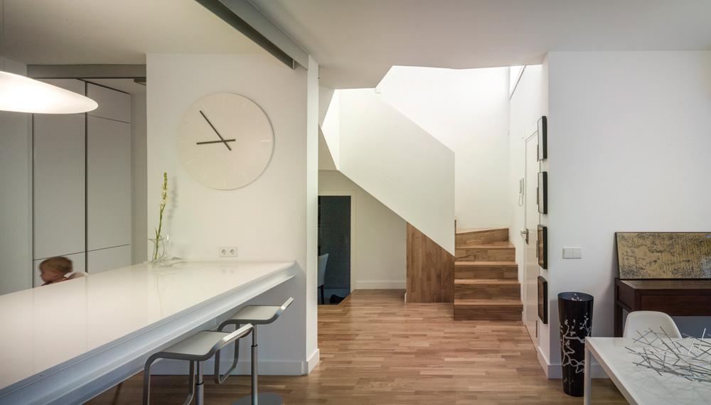 On dise o proyectos rehabilitaci n de una vivienda en - Diseno interiores sevilla ...