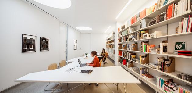 On dise o proyectos galer a de arte contempor neo carreras m gica - Estudios arquitectura bilbao ...