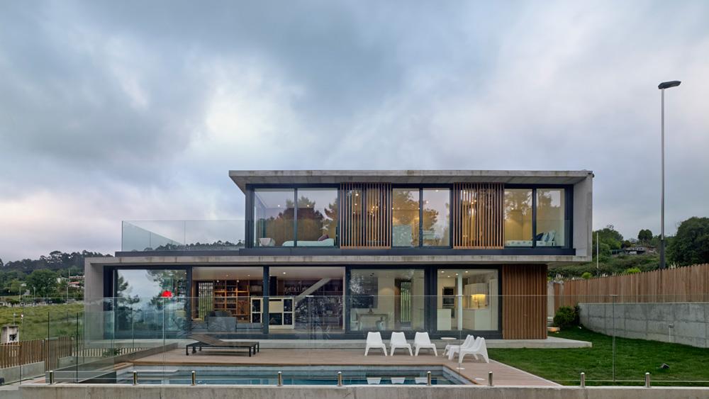 On dise o proyectos vivienda unifamiliar en punta canide - Proyectos casas unifamiliares ...