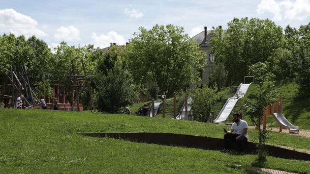 On dise o proyectos jard n niel for Jardin niel
