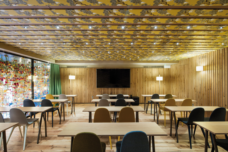 On dise o proyectos restaurante bellavista del jard n for El bellavista del jardin del norte