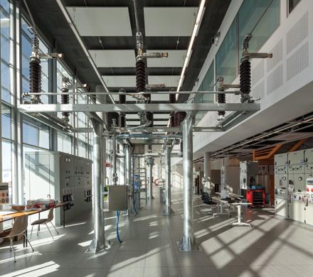On dise o proyectos campus de formaci n de iberdrola for Oficina iberdrola madrid