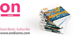 On Diseño - Suscríbete / Subscribe