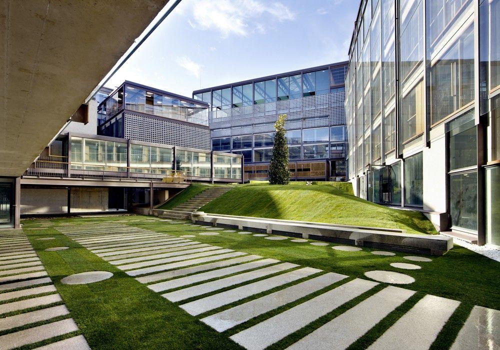 Lasede del colegio oficial de arquitectos de madrid - Arquitectos de madrid ...