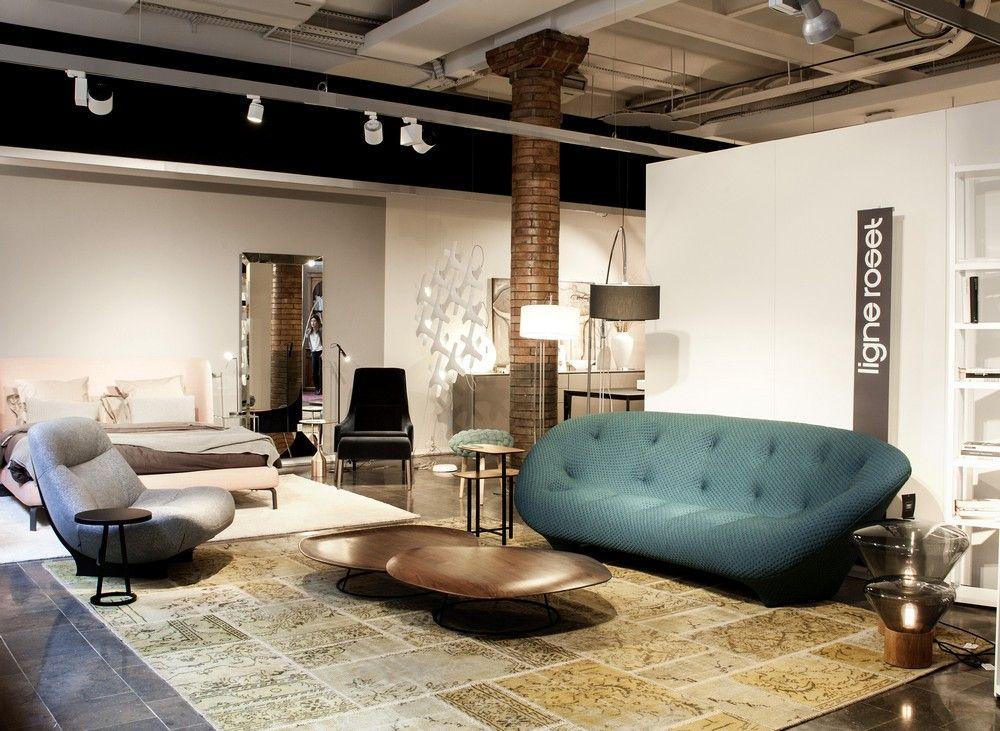 Nuevo espacio para arquitectos e interioristas en barcelona for Muebles concepto