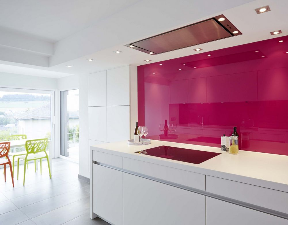 Revestimientos de vidrio a todo color for Muebles llodio