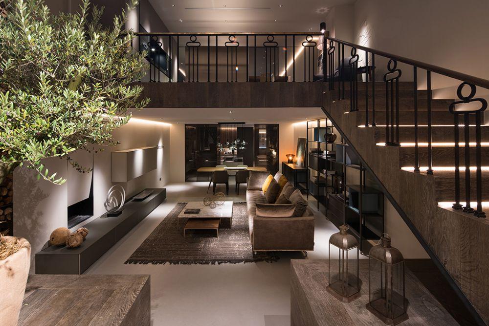 new rimadesio showroom. Black Bedroom Furniture Sets. Home Design Ideas
