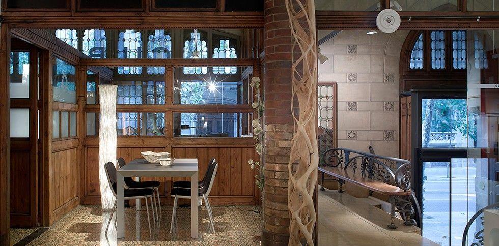 Nuevo espacio para arquitectos e interioristas en barcelona - Interioristas en barcelona ...