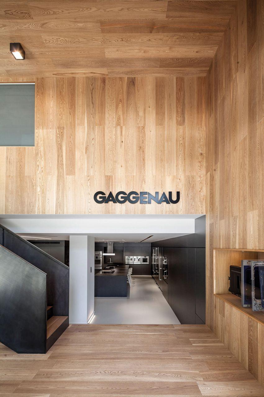 Remodelaci N Del Showroom De Gaggenau # Muebles De Cocina Gaggenau