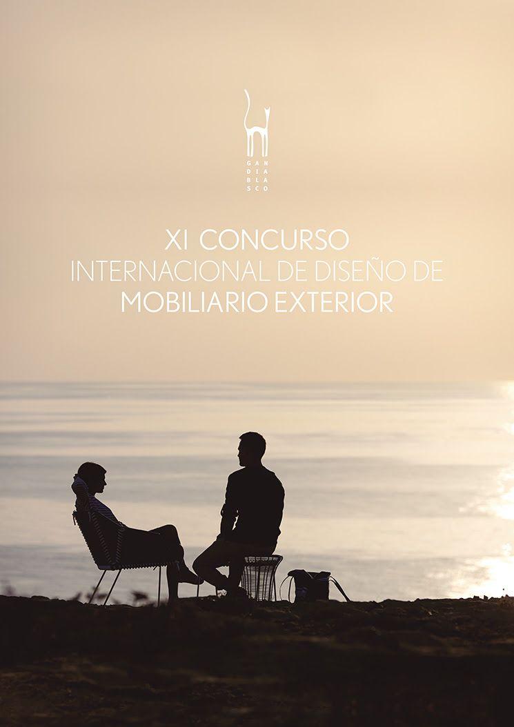 XI Concurso Internacional de Diseño de Mobiliario Exterior
